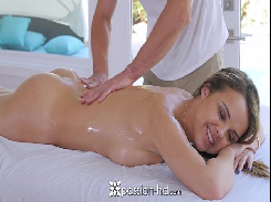 Flagra amadora de casada dando pro massagista