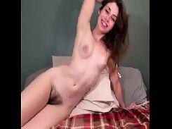 Buceta de novinha porno amador dela nua